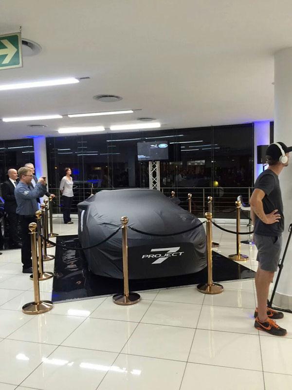 Car Displays Portable Flooring