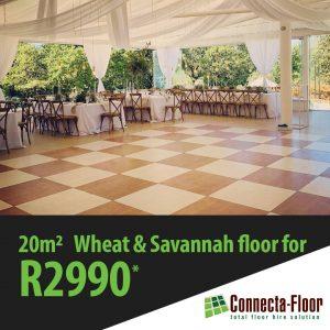 Mixed Wheat and Savannah